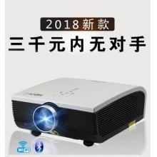 R5800HD投影仪高清家用1080p无线智能wifi投影机3D商务万博体育手机版max客户端安卓4k