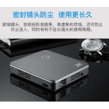 美迪D6便携微型高清1080P手持投影仪家用 万博体育手机版max客户端教学小型迷你投影机