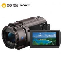 SONY/索尼FDR-AX40 4K家用高清数码摄像机旅游婚庆便携DV摄像wifi